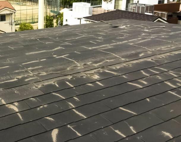 屋根 カラーベスト 立平修繕工事