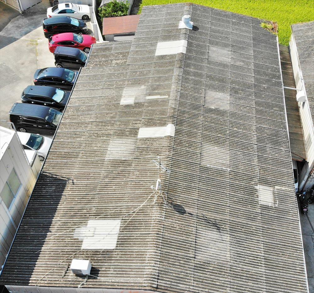 ドローン屋根空撮建築現調撮影測量調査診断点検診断リフォーム塗装